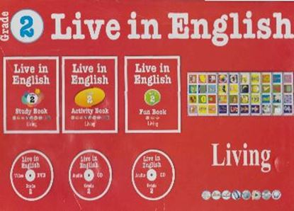 LIVING 2.SINIF LIVE IN ENGLISH SET