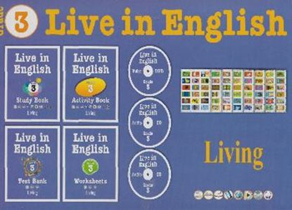 LIVING 3.SINIF LIVE IN ENGLISH SET