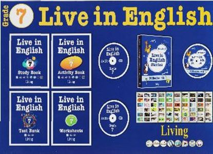 LIVING 7.SINIF LIVE IN ENGLISH SET