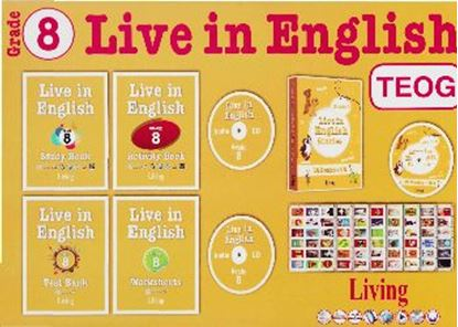 LIVING 8.SINIF LIVE IN ENGLISH SET