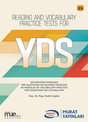 Murat Yds Readıng And Vocabulary Practıce Test For