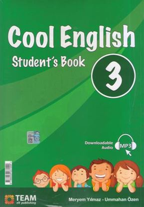 Team 3.sınıf Cool Englısh Students Book-wordbook