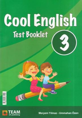 Team 3.sınıf Cool Englısh Test Booklet