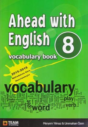 Team 8.sınıf Ahead Wıth Englısh Vocabulary Book