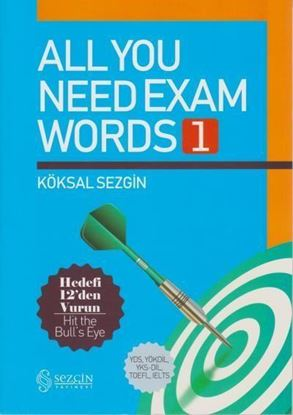 Sezgin All You Need Exam Words 1