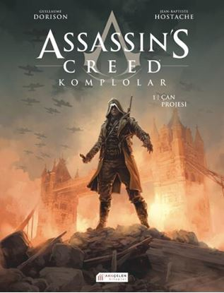 Assassıns Creed Komplolar 1 Çan Projesi