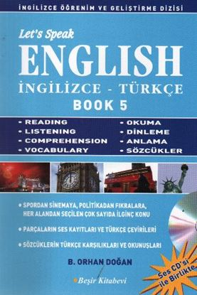 Beşir Lets Speak Englısh Book 5