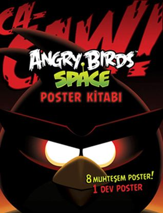 Angry Bırds Space Poster Kitabı
