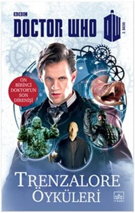 Doctor Who Trenzalore Öyküleri (cep Boy)