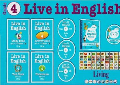 LIVING 4.SINIF LIVE IN ENGLISH SET
