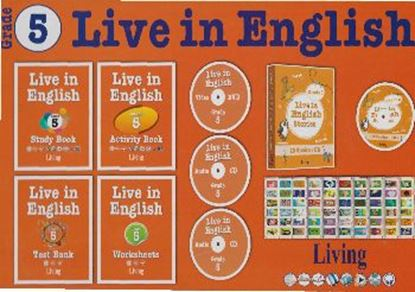 LIVING 5.SINIF LIVE IN ENGLISH SET