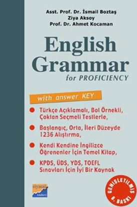 Siyasal Englısh Grammer For Profıcıeny Wıth Answer Key