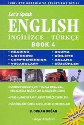 Beşir Lets Speak Englısh Book 4