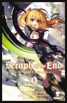 Seraph Of The End 9 Kıyamet Meleği